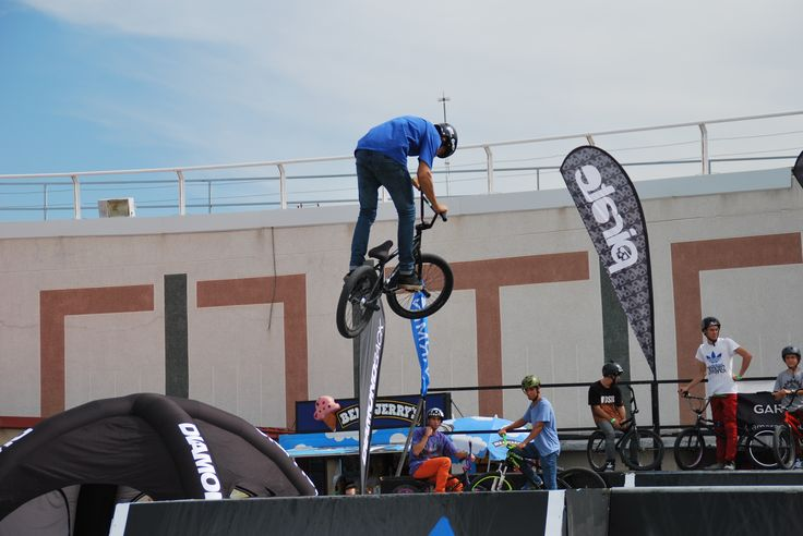 Salto acrobático