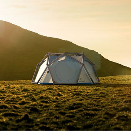 Luftig-leichtes Campvergnügen  von Heimplanet