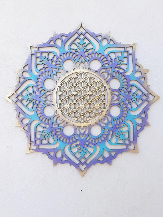 Pin Em Mandalas