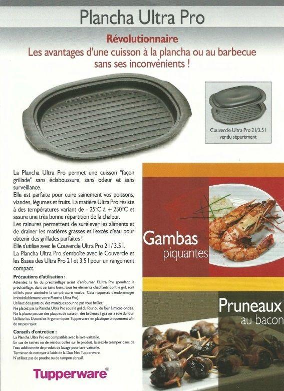 Fiche Produit: Plancha Ultra pro - Les Macarons à la Chartreuse