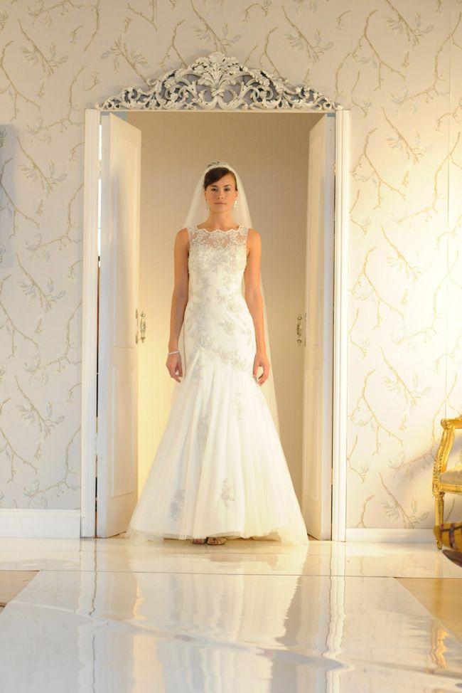 New Benjamin Roberts wedding dresses for 2015 revealed