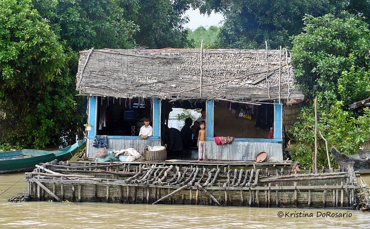 Life in the Floating Villages