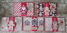Stampin' Up! Demonstrator stampwithpeg – Cookie Cutter Christmas Craft Fair…