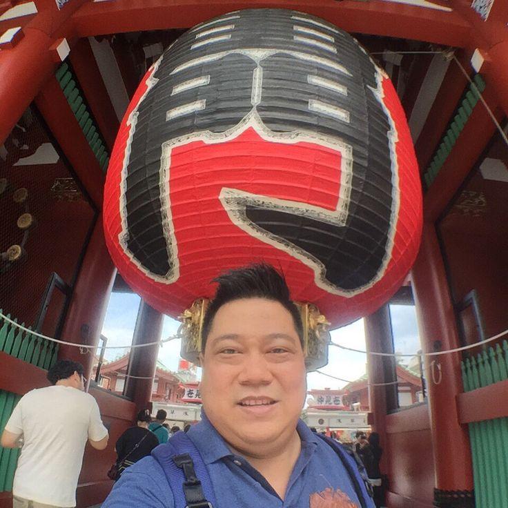 Sensoji Temple Asakusa - Tokyo Japan