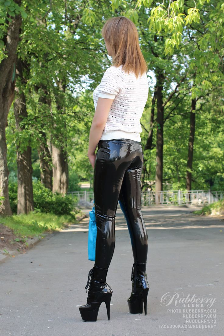 Pin On Latex Jeans And Trousers