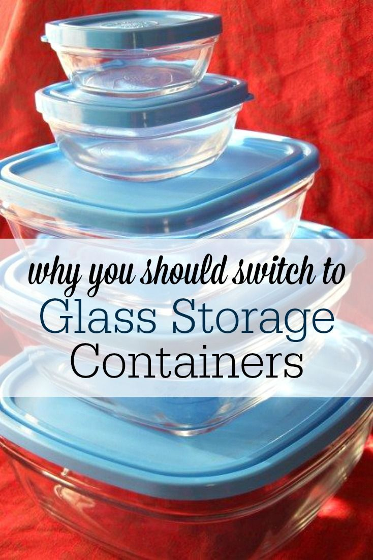Want to make the switch to glass storage containers in your kitchen?! This post is for you! Read on to find out why glass is way better than plastic.