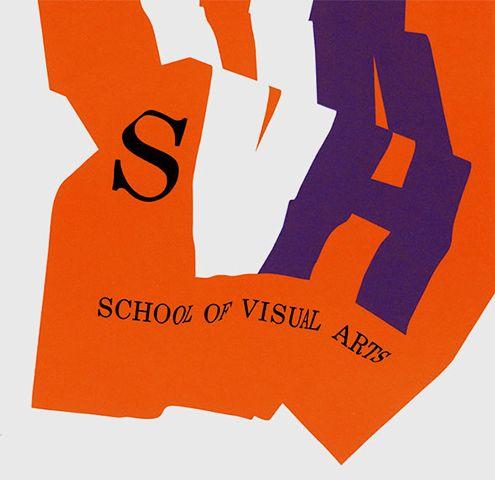 george tscherny sva school visual arts catalogue designculture