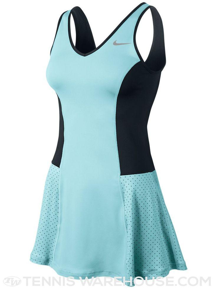 Nike Women's Spring Serena OZ Open Dress