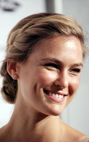Low Bun - Side Braid - Wedding Inspirations