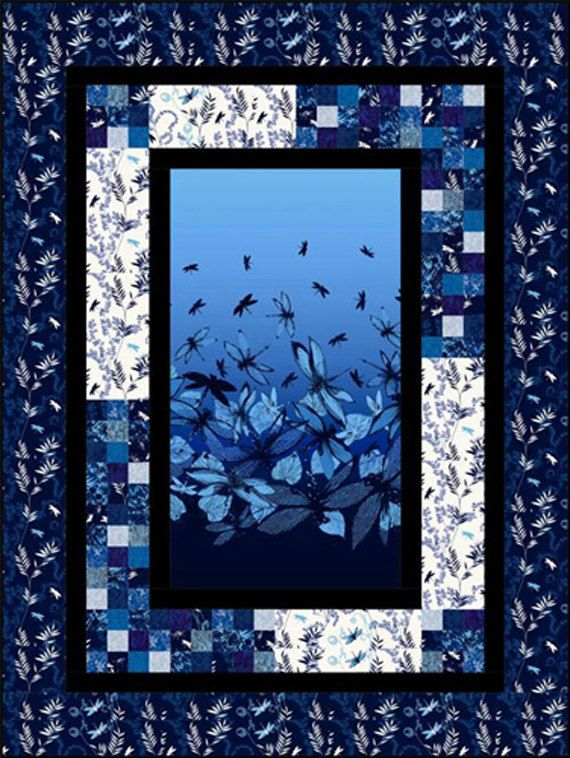 quilt panel patterns | ... Asian Quilt Pattern Mountainpeek Creations DIY Great for Panels