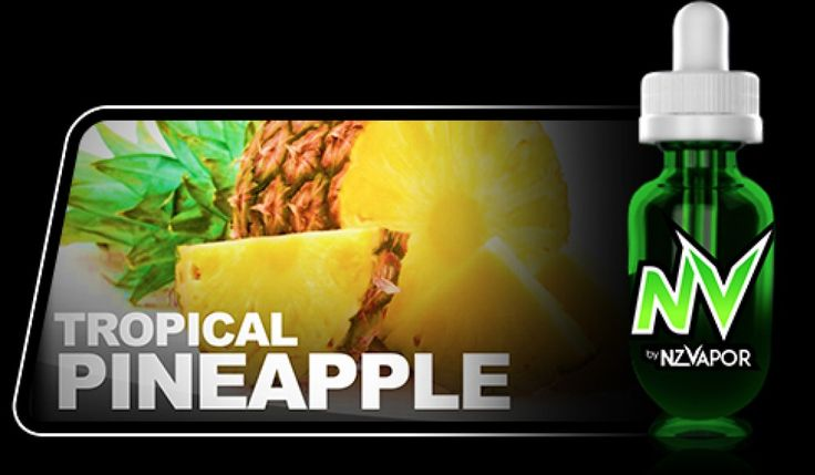 Tropical Pineapple NV Juice (e-juice) is the sweetest flavour in our range. The refreshing taste of this flavour is so precise, the next best thing is actually biting a fresh piece of pineapple while holidaying in the islands.  All products in the NV JUICE range are designed to offer the highest vapour production available.