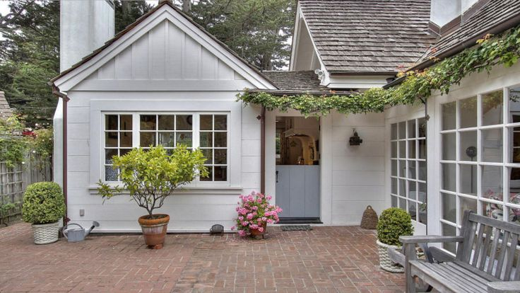 376 Best Images About Exterior House Colors On Pinterest