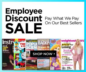 HUGE Employee Discount Sale from Discount Mags! Ends Sunday! - http://www.pinchingyourpennies.com/huge-employee-discount-sale-discount-mags-ends-sunday/ #Magazine, #Pinchingyourpennies