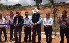 Inaugura SEDAPA tres ollas de agua en La Cumbre Clavellinas