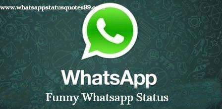 20+ Brand new Funny Whatsapp Status ~ Whatsapp Status & Quotes