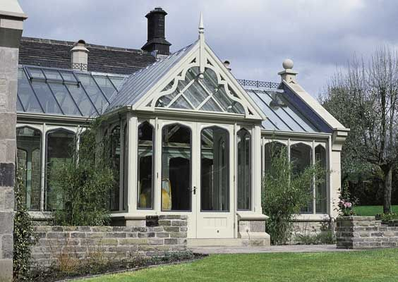 17 best images about conservatories on pinterest gardens for Victorian conservatory plans