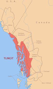 Tlingit people - Wikipedia, the free encyclopedia