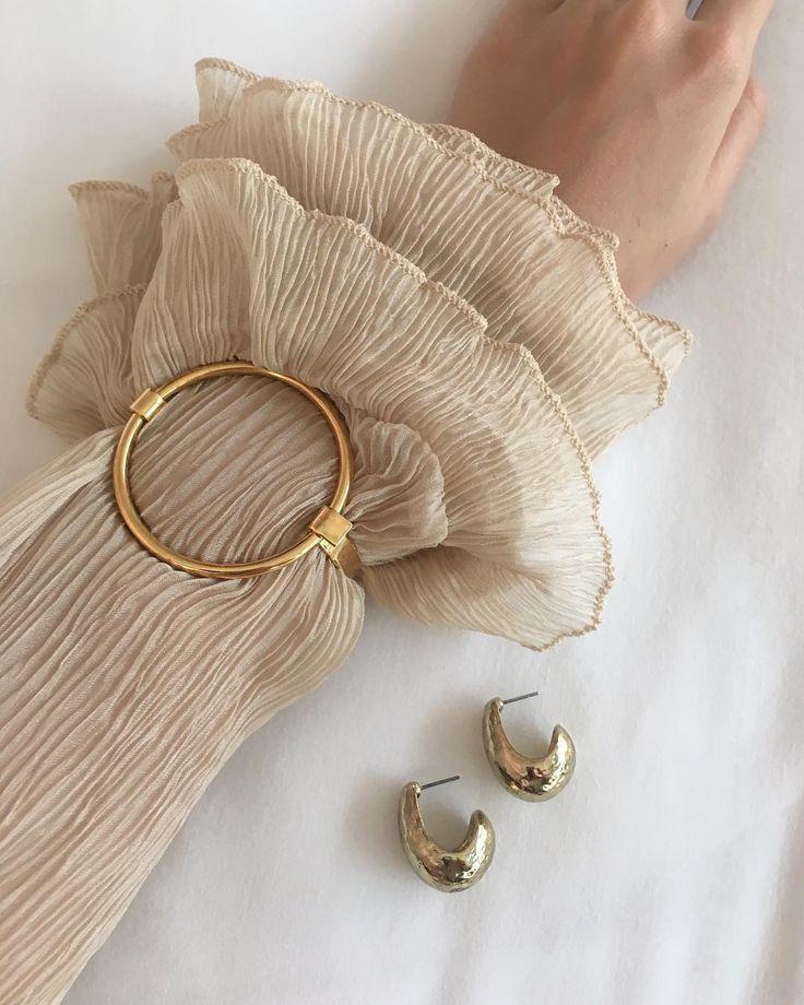 Vintage Gold Zubehör #Stil   – { accessories }