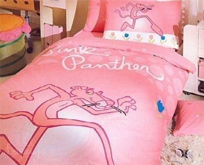 Купить детское постельное белье PINK PANTER BY DISNEY от производителя Tac (Турция)