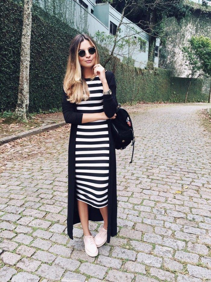 Jessica Velasco - vestido_midi_listrado