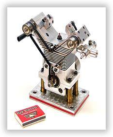 Mysterelly's Miniature Motors Engine No. 6