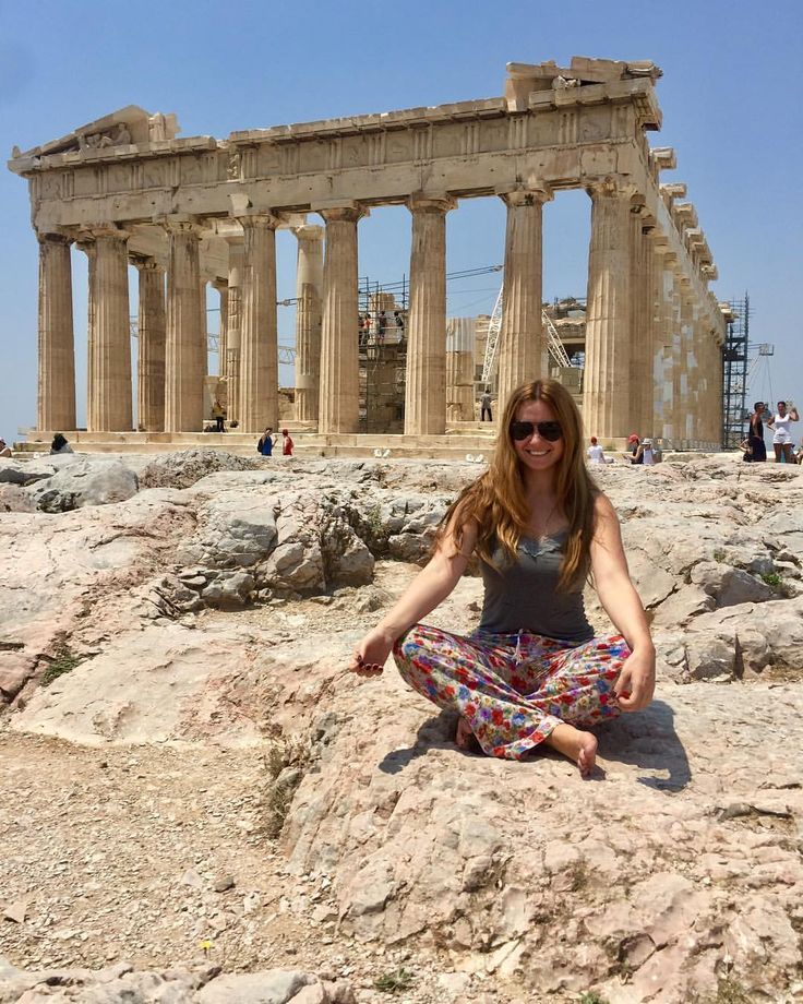 Yay! Finally made it to the Acropolis of Athens ✔️🇬🇷🙃Greece is my 5th new country this year 🌍