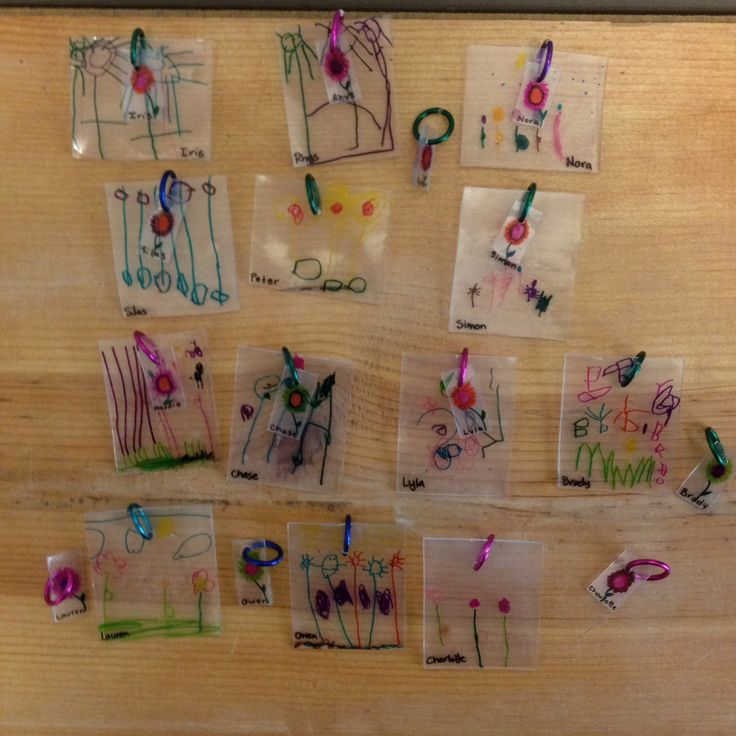 how to make shrinky dink paper