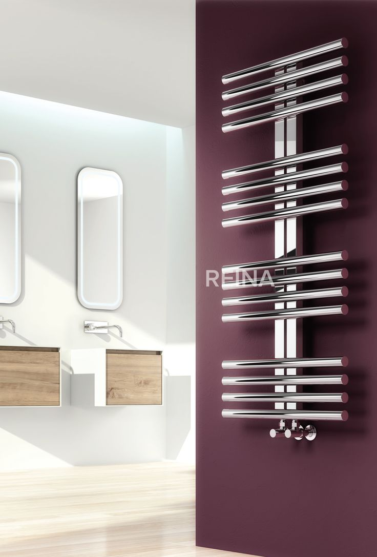 The Sorento Stainless Steel Designer Heated Towel Rail. The perfect solutions for any kitchen or bathroom. The Illusions collection of Stainless steel radiators from Reina offer the very latest in hand-made modular radiator construction, the most sophisticated finishing and fresh & innovative designs. Available in Polished stainless steel. Complete with a 25 year guarantee. Prices from £414.41!