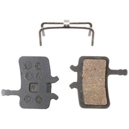 Ventura Organic Disc Brake Pads for Sram/Avid and Promax, Black