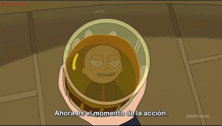 Rick y Morty Temporada 3 Capitulo 7 Sub Español HD.