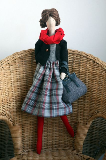 Tida Doll, Tilda, Tilda Craft,  Go To www.likegossip.com to get more Gossip News!