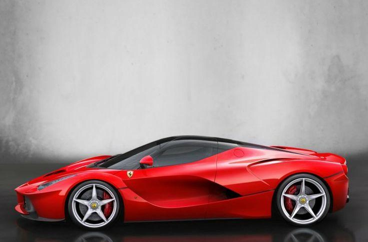 Ferrari LaFerrari 2014 Press Release