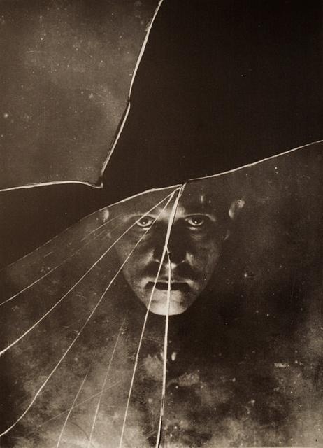 self portrait :: Stanislaw Ignacy Witkiewicz