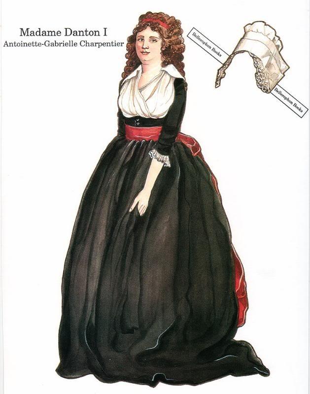 French Dolls Madame Danton I