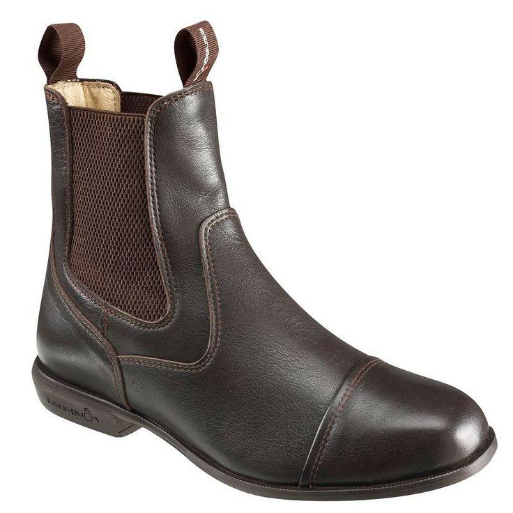 Boots CONNEMARA marron FOUGANZA