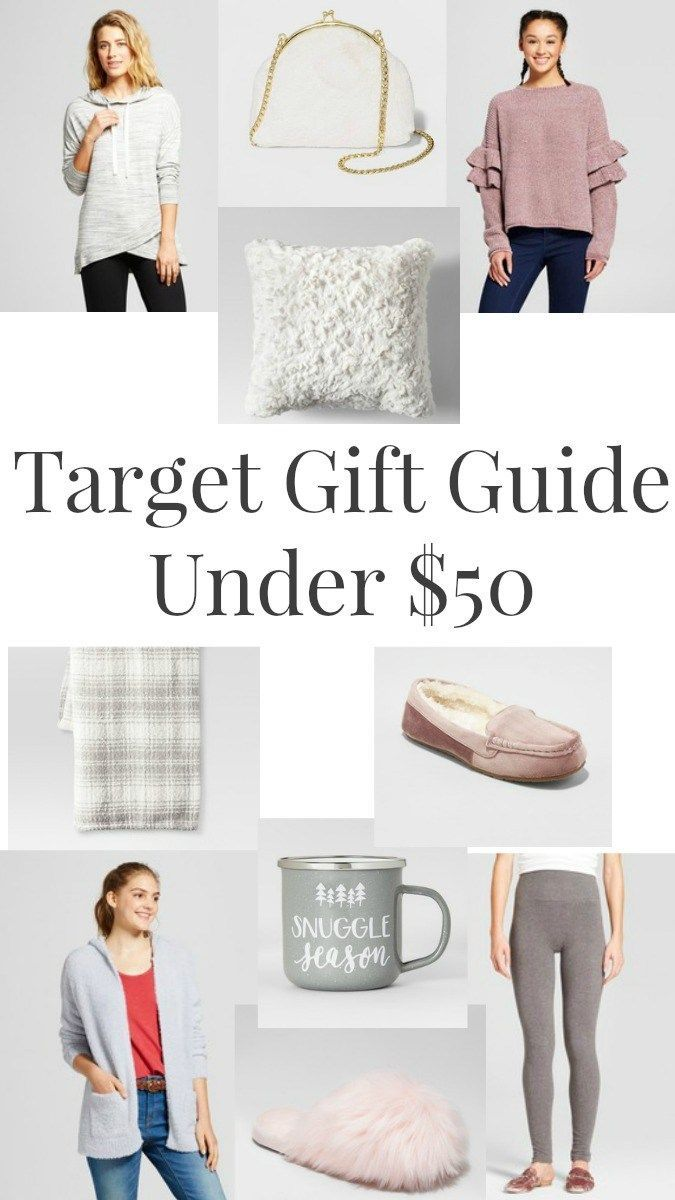 Target Gift Guide Under 50