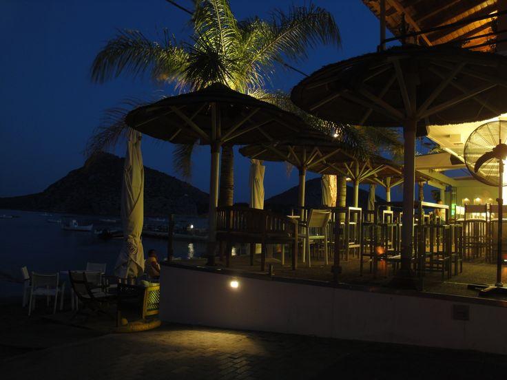 Gorilla beach bar in #Tolo, #Argolida, #Peloponnese