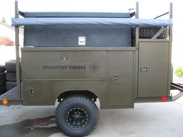 Custom Bug Out Trailers : Best ideas about bug out trailer on pinterest