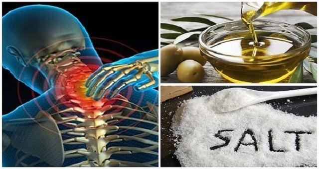 Smíchejte sůl s olivovým olejem a bolest necítí dalších pár let :: evoluce5d