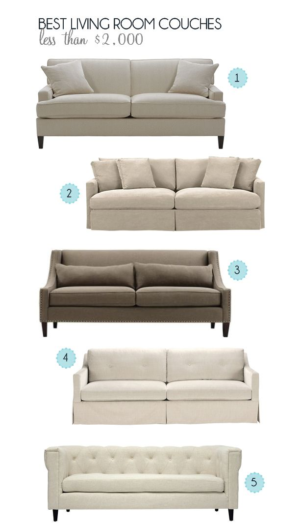 Best Affordable Couches | Quality Furniture Staples | Furniture | Pinterest  | Quality Furniture, Couch And Slipcover Sofa