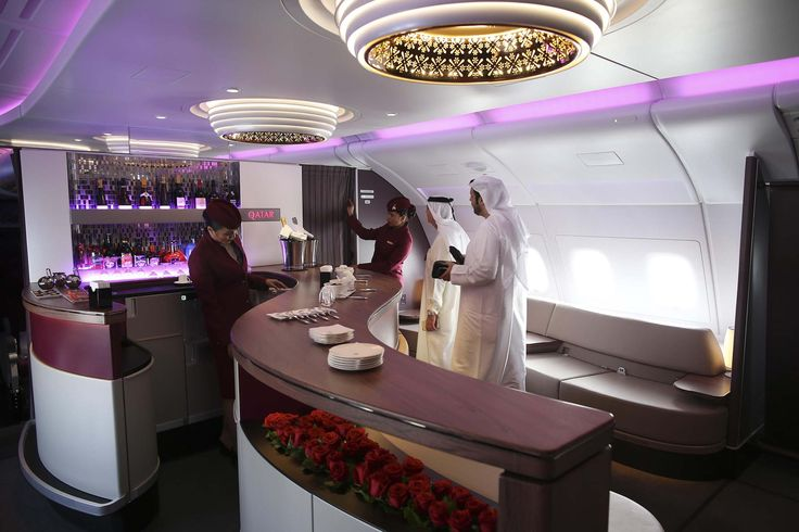 While Some Airlines Go Basic, the In-Flight Bar Scene Gets Premium Attention - https://blog.clairepeetz.com/while-some-airlines-go-basic-the-in-flight-bar-scene-gets-premium-attention/