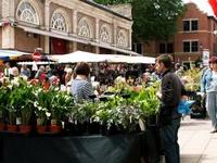 Altrincham Market, Cheshire