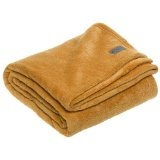 Columbia Coral Fleece Throw, Honey (Kitchen)By Columbia