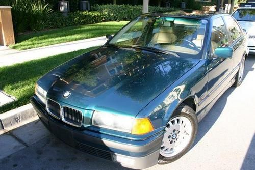 Bmw 325i Service Manual Repair Manual 1992 1998 Online Repair Manuals Bmw Repair