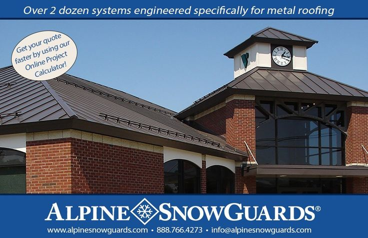 Pin On Alpine Snowguards Products
