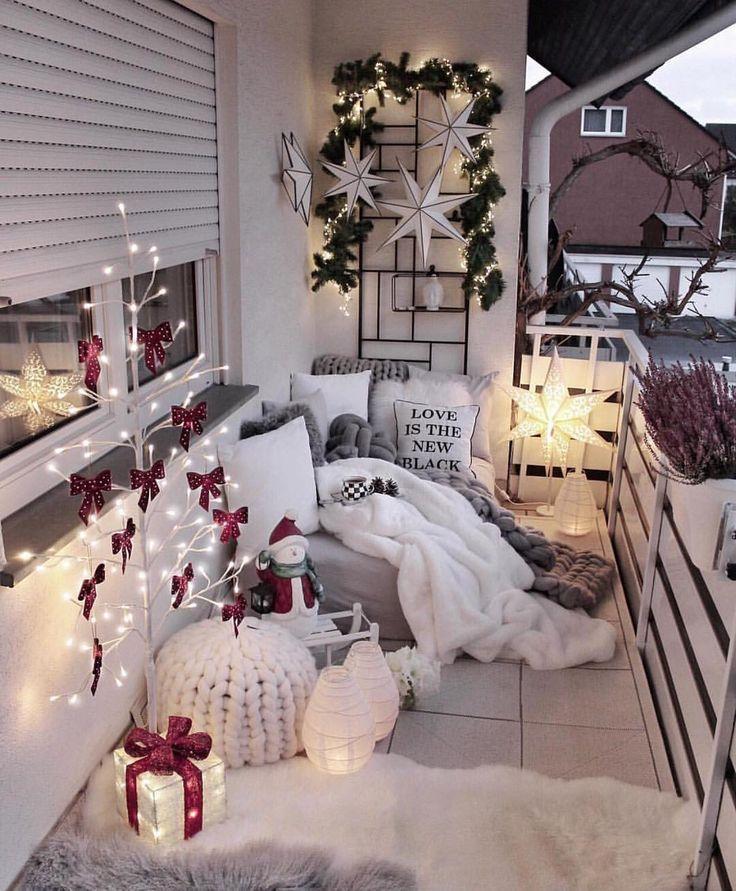groß Gemütliche Winternacht ? via HAP von @ gozdee81 #sweetdreams