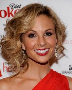 Elisabeth Hasselbeck Hairstyle, Makeup, Dresses, Shoes and Perfume