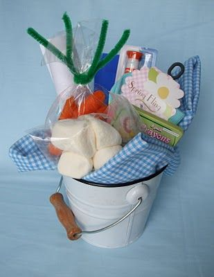 121 best easter gift ideas images on pinterest easter ideas my creative stirrings cheap easter gift bunny survival kits negle Gallery
