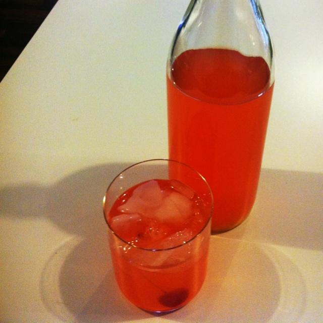 Vodka, beer, grenadine, lemonade, Sprite.   Drinks   Pinterest ...