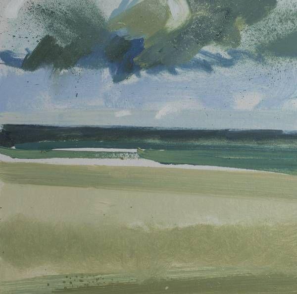 Breezy Day, Porthmeor - Lucie Bray